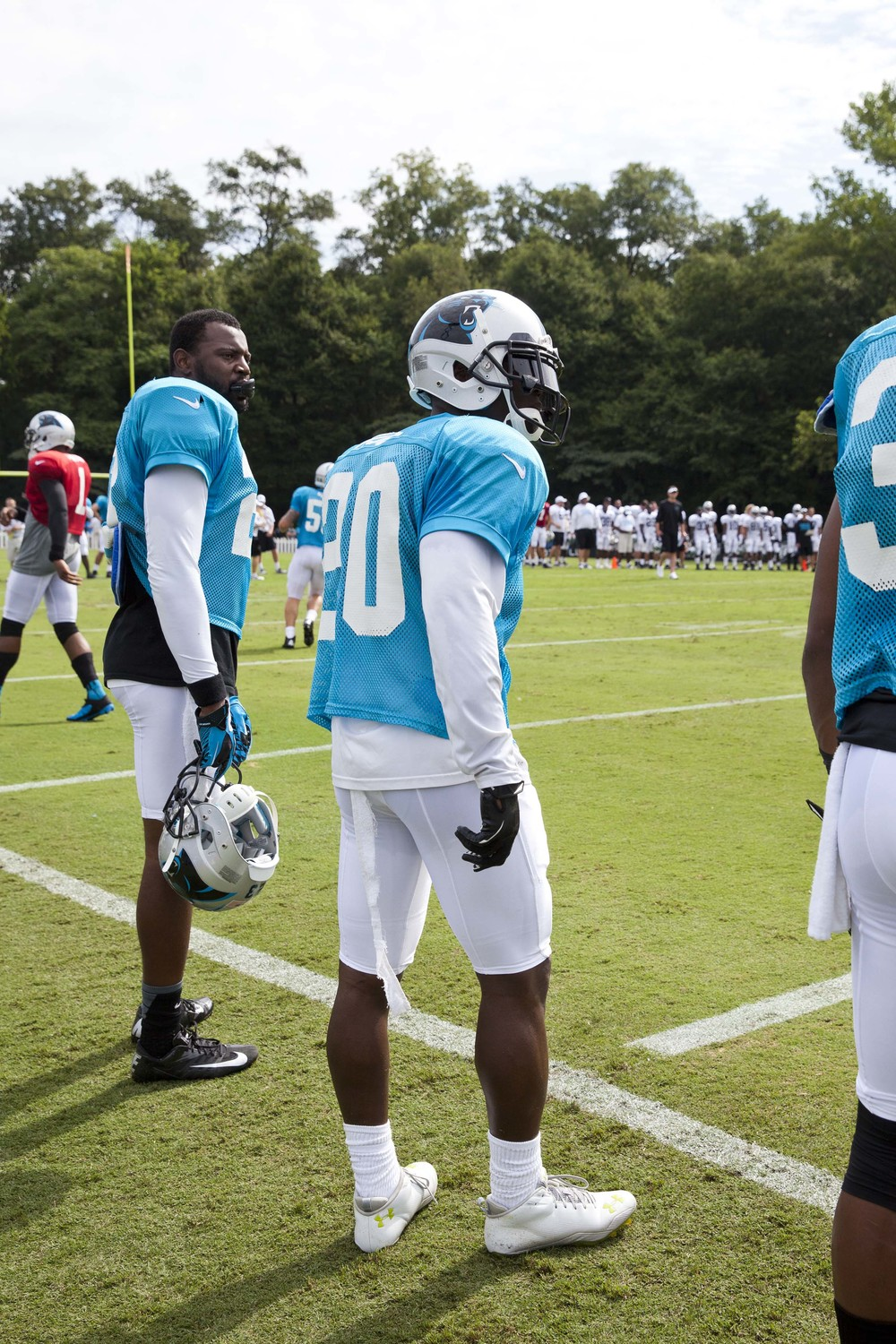 panthers training camp  u2014 spartanburg sports