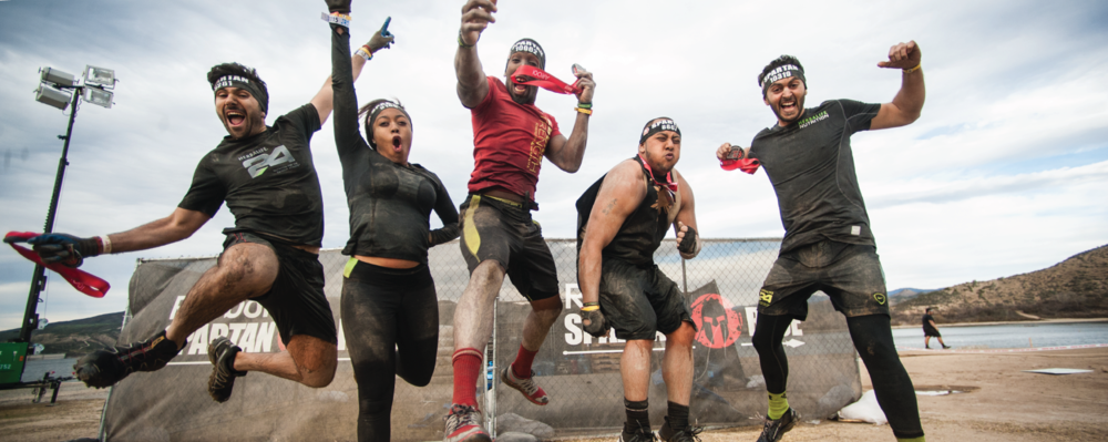 Spartan  Race    It's time to get dirty   Get discounts on your stay