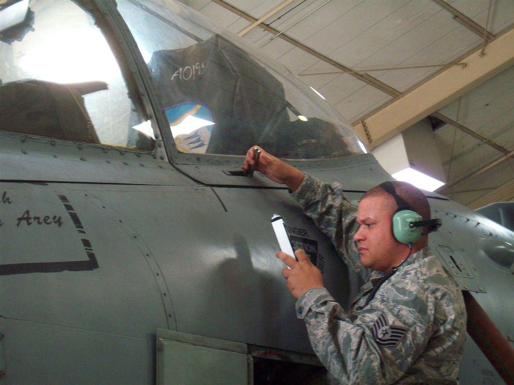 Cabin Pressure Testing