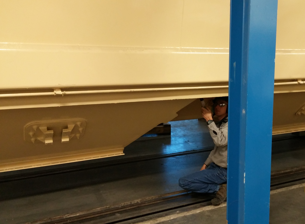 Freight Car Testing