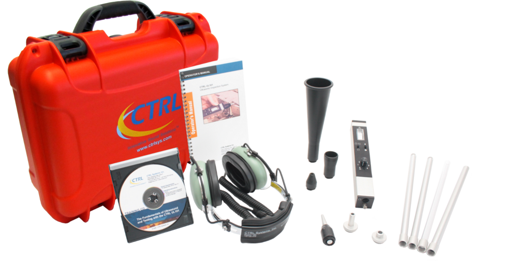 UL101 Leak Detector kit