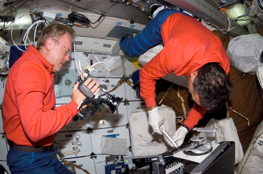 UL101 used by astronauts on International Space Station during experiment
