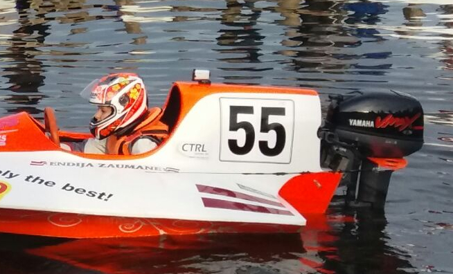 JT250 Speedboat CTRL