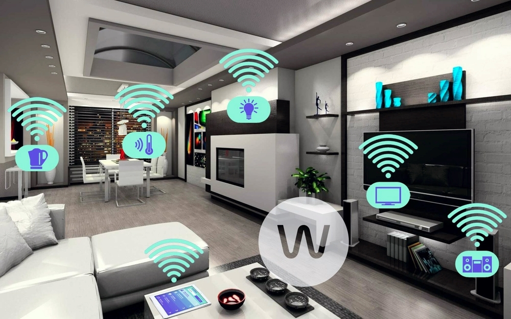 Home office technology Small Wifi Networking Home Office Lifehack Wifi Networking Home Office Digital Life Home Media