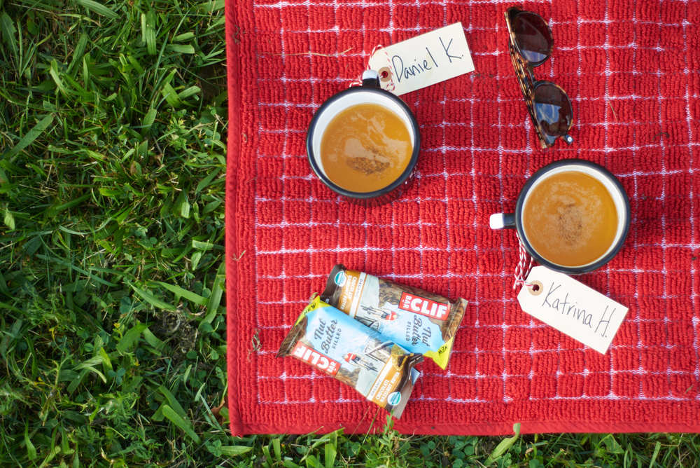 Delicious Nut Butter Clif Bars- they taste like dessert!