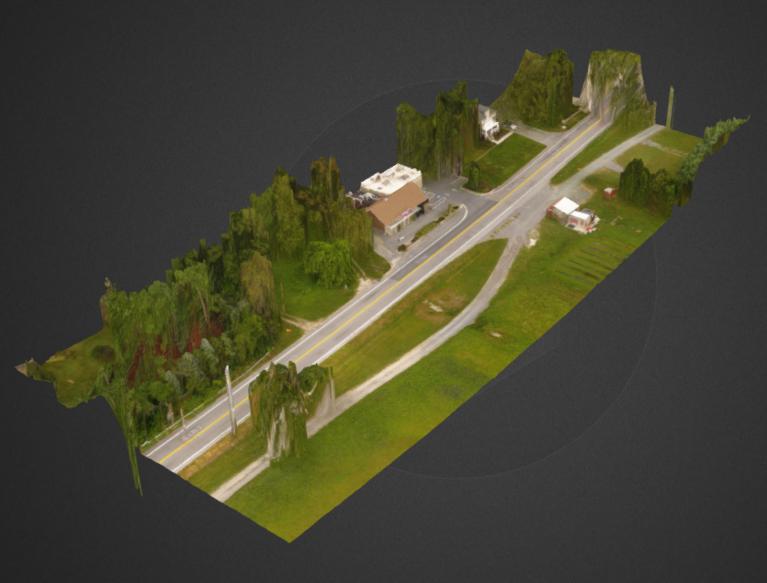 Rte 108 - 3D Map