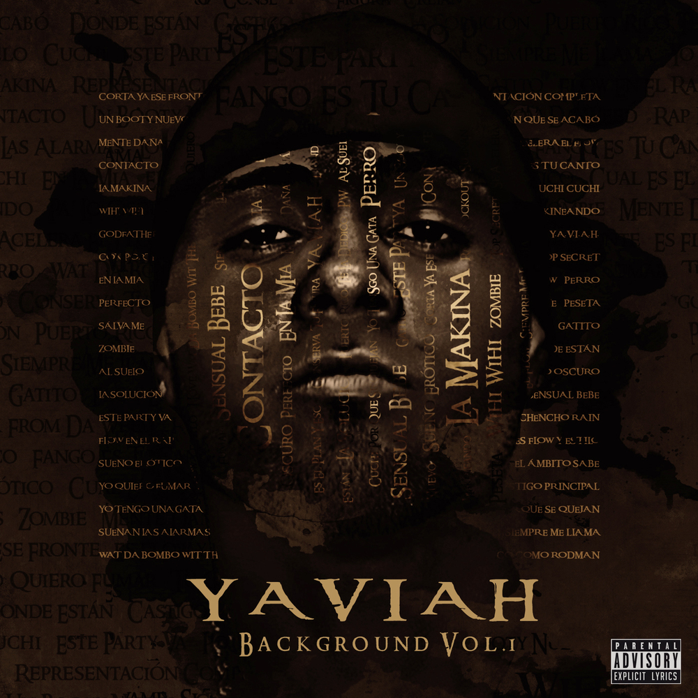 Yaviah -Background Vol. 1
