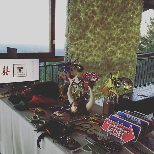 Office for today! #quickpixsf #ple #pililanievents #atamfinewedding #nvsphotography #fishburnfilms #wedding #love #photobooth #quickprint #happiness #thomasfogartywinery