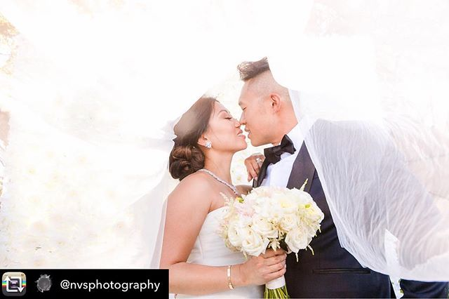 Repost from @nvsphotography using @RepostRegramApp - Sneak peak sunday with this intimate moment under the veil.  #atamfinewedding #pililanievents #brideandgroomphotos #veilphoto #thomasfogartylawn #sandvcollections #brideandgroomkiss #thomasfogartywineryweddings #beinspired #sneakpeakphoto #weddingphotography #dreamteam