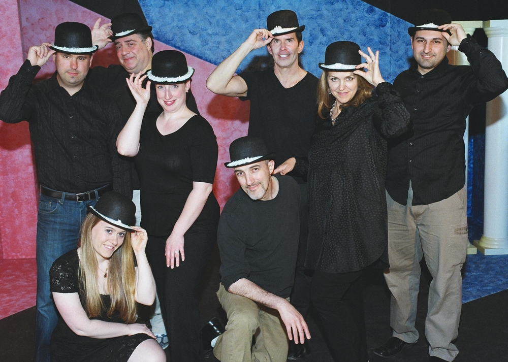 'Showstoppers' Cast.JPG