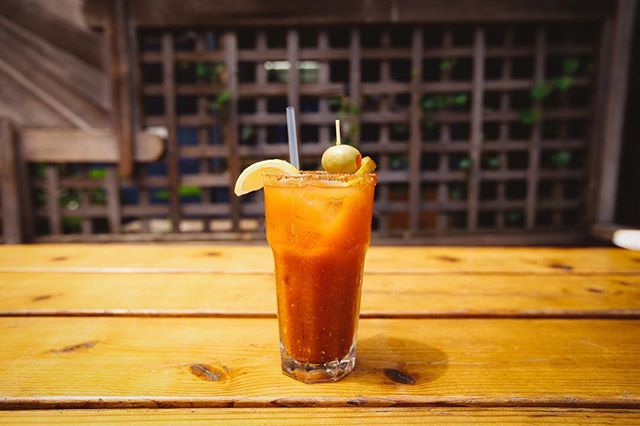 Nothing helps you recover from a long weekend like a good Bloody Mary