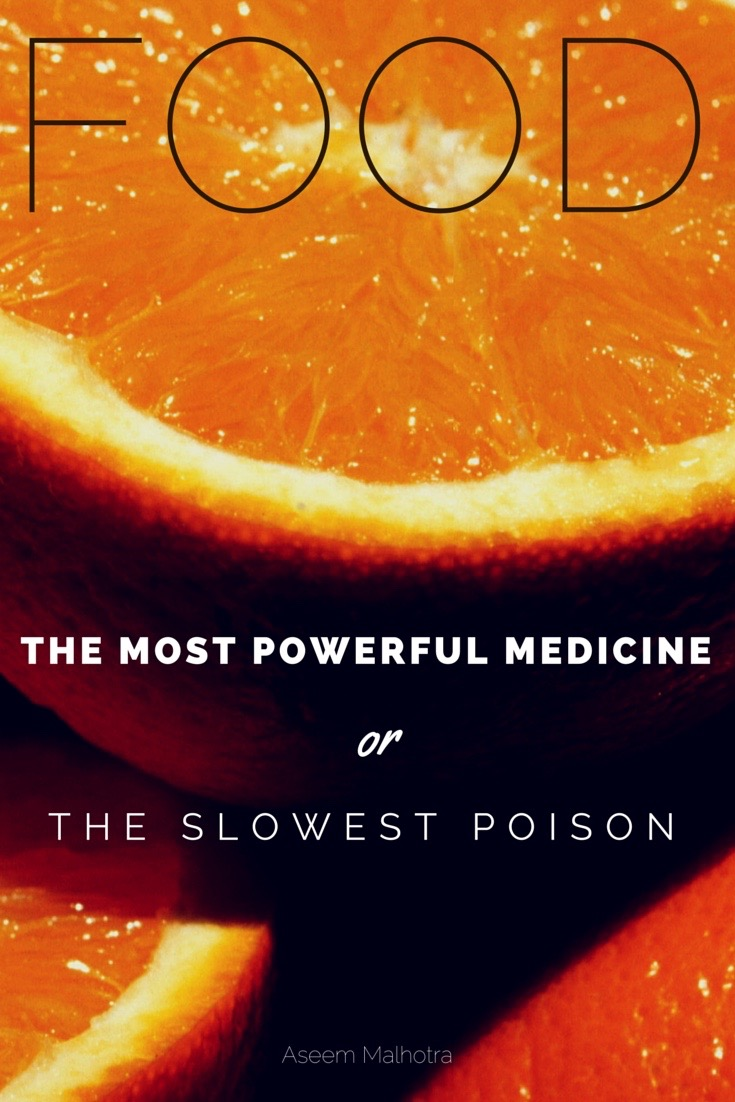 Food, Powerful Medicine