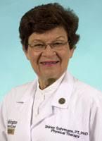 Shirley Sahrmann, PT, PhD, FAPTA
