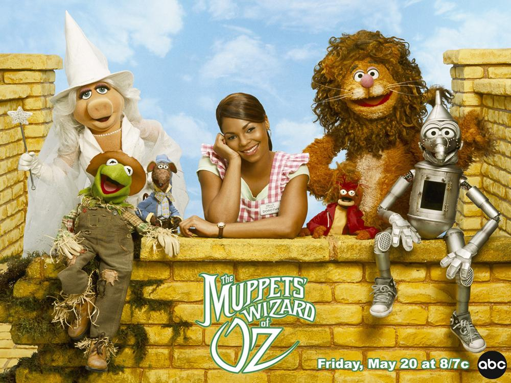 muppets of oz
