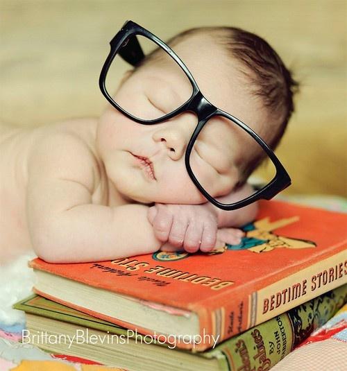 baby nerd