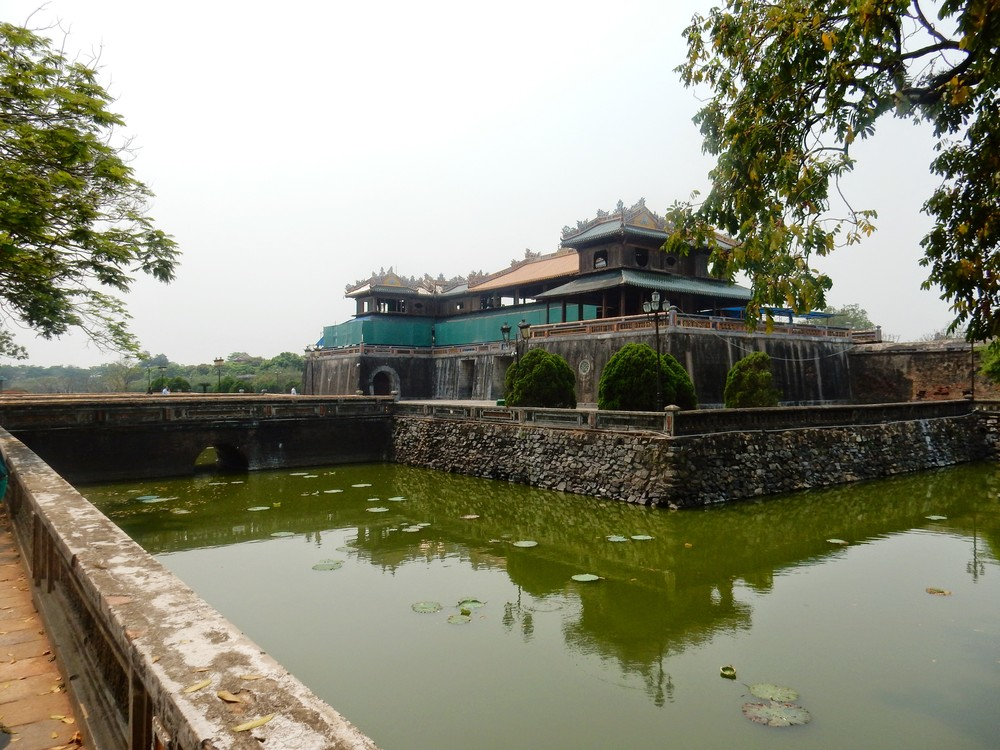 Imperial Palace in Hue
