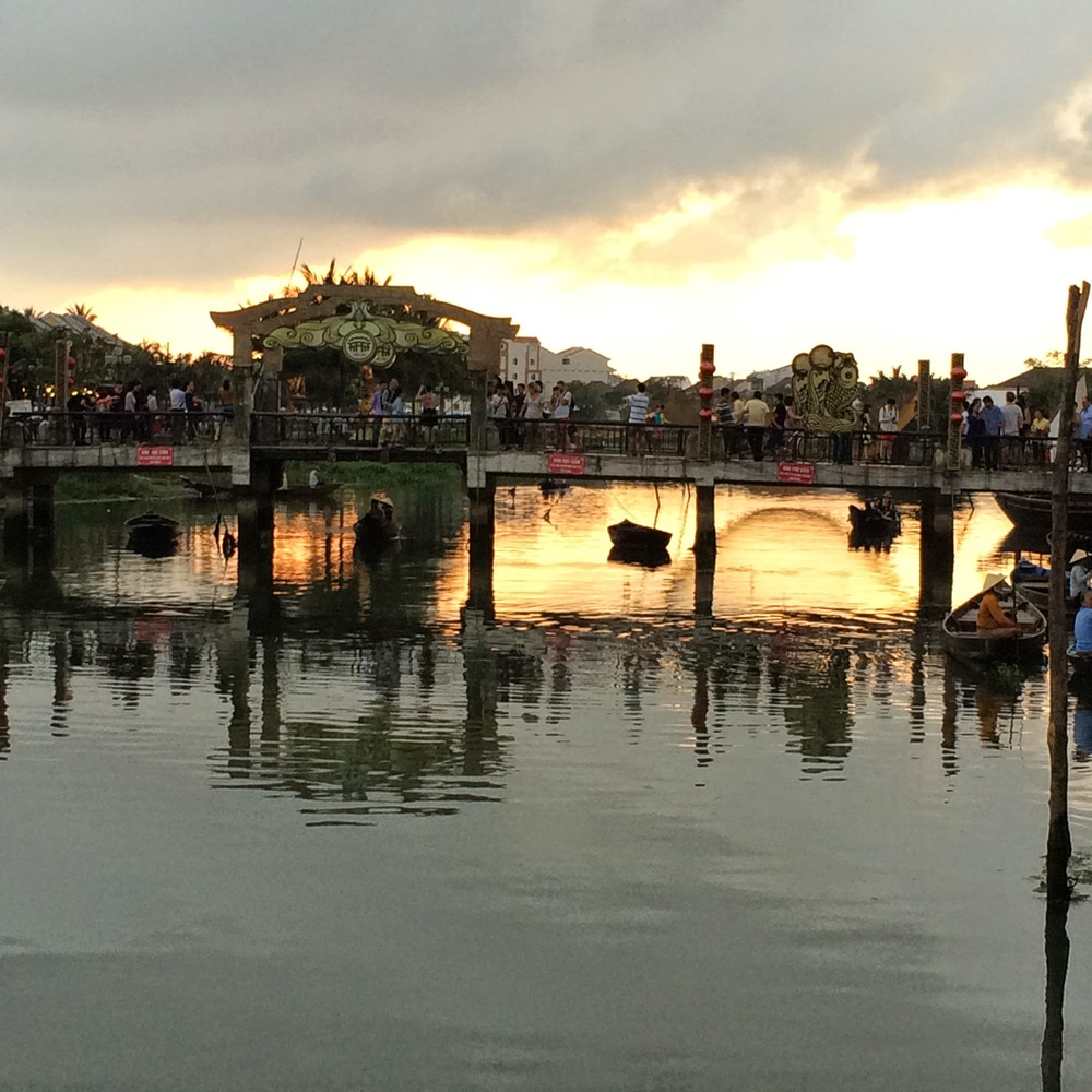 Hoi An Golden Hour