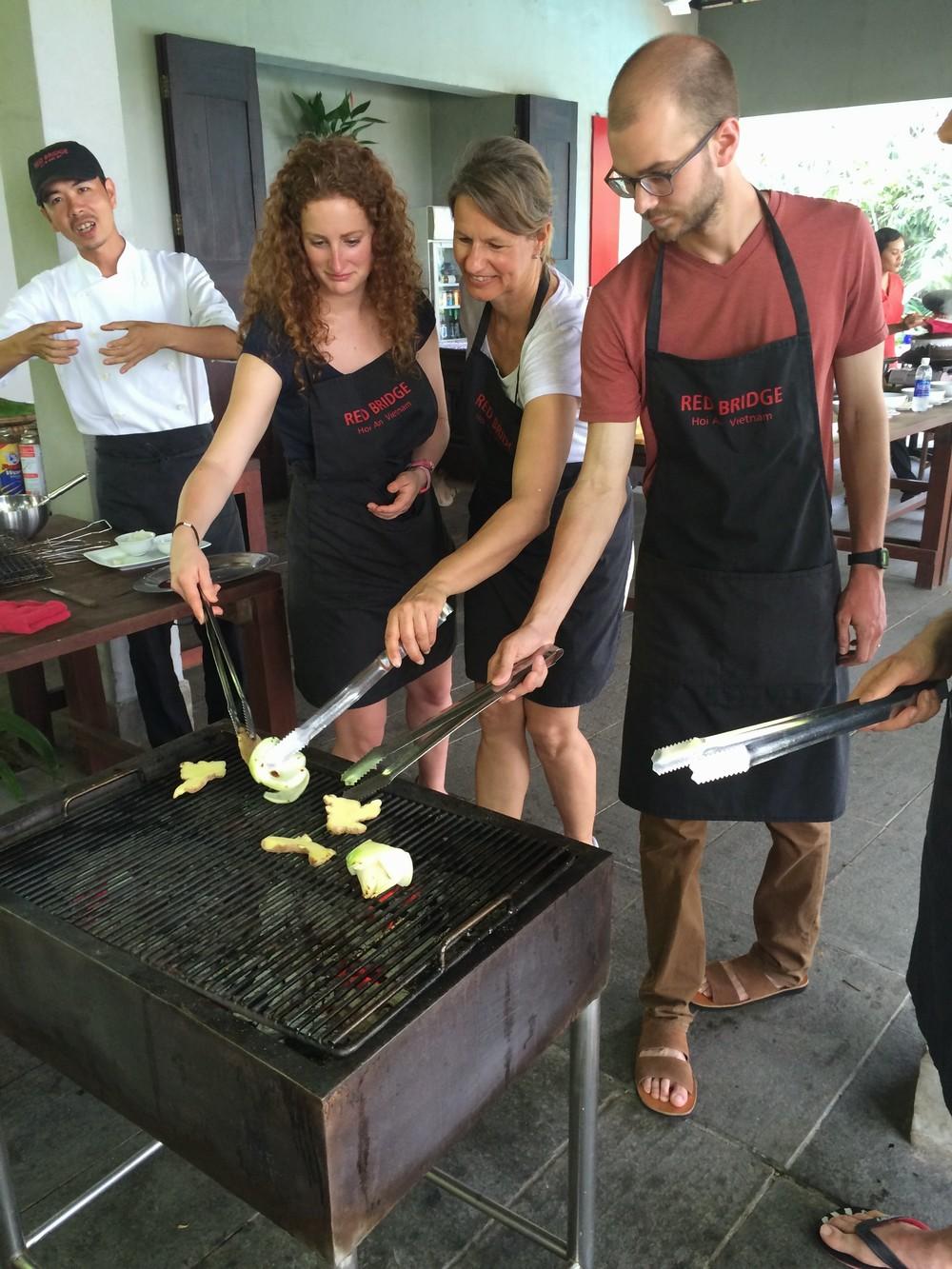 cooking class hottie