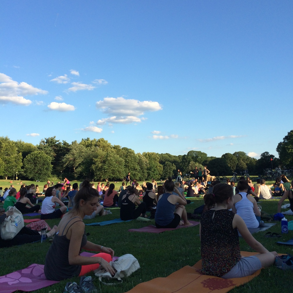 prospect park yoga blog brooklyn hottsauce
