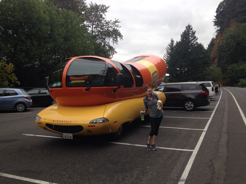 If I were an Oscar Meyer Weiner...