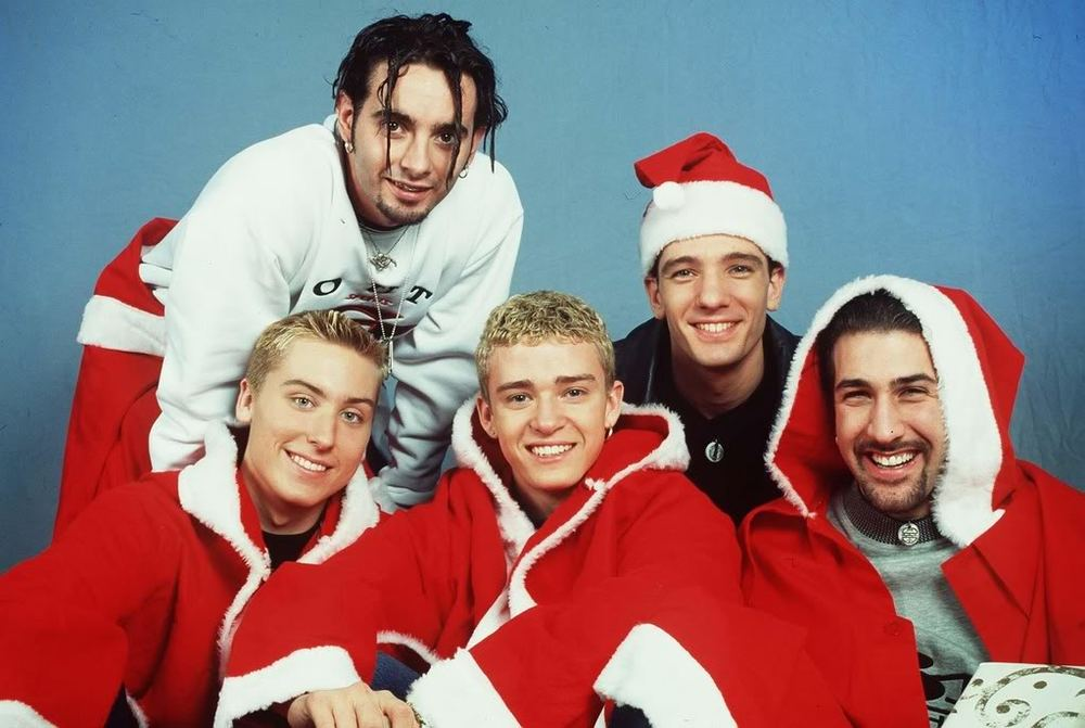 Nsync Christmas YES