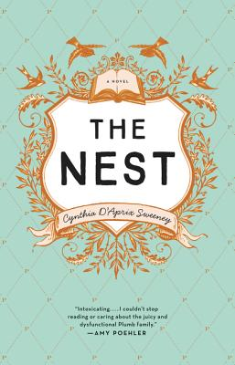 the nest cynthia sweeny book review litblog hottreads