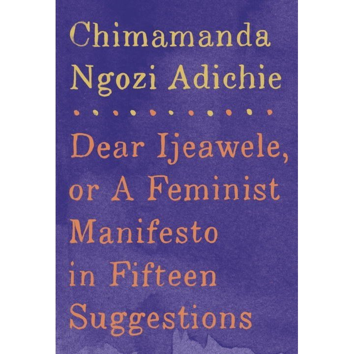 dear ijeawele, chimamanda ngozi adichie, hottreads book blogger