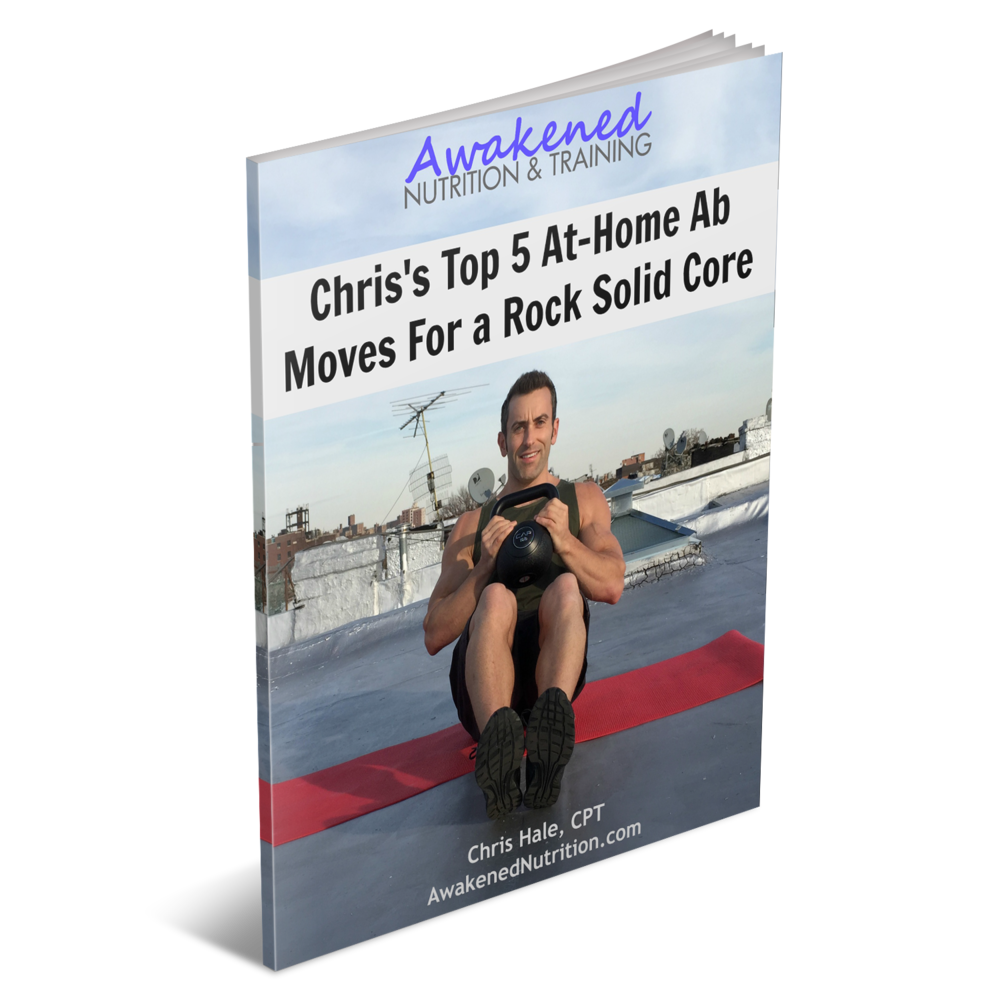 Top 5 At-Home Ab Moves for a Rock Solid Core
