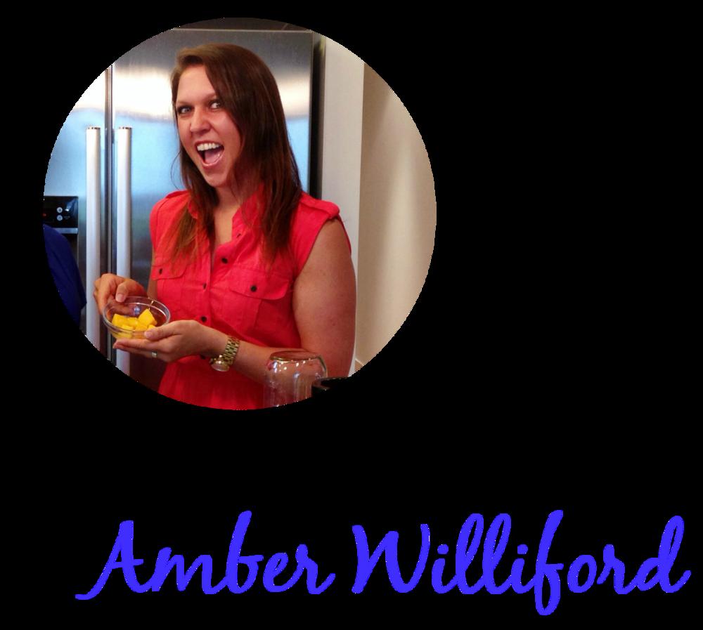 Amber Williford, Health Coach