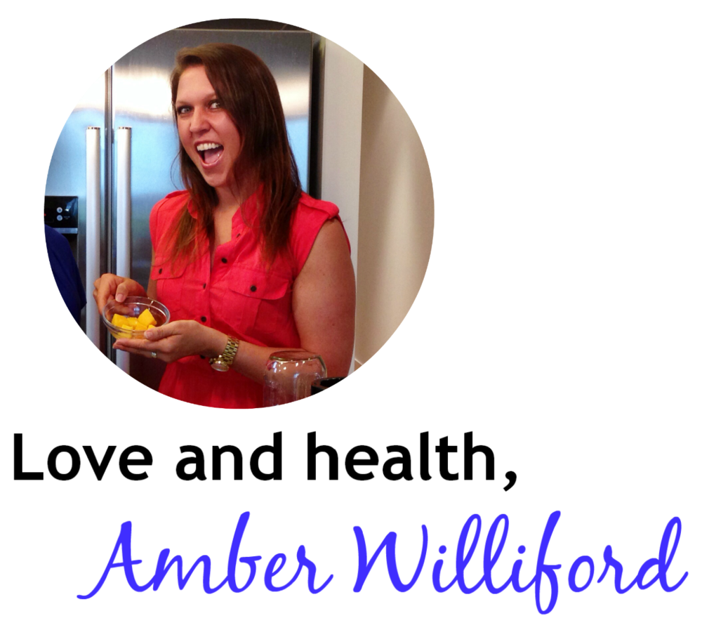 Amber Williford, Holistic Health Coach