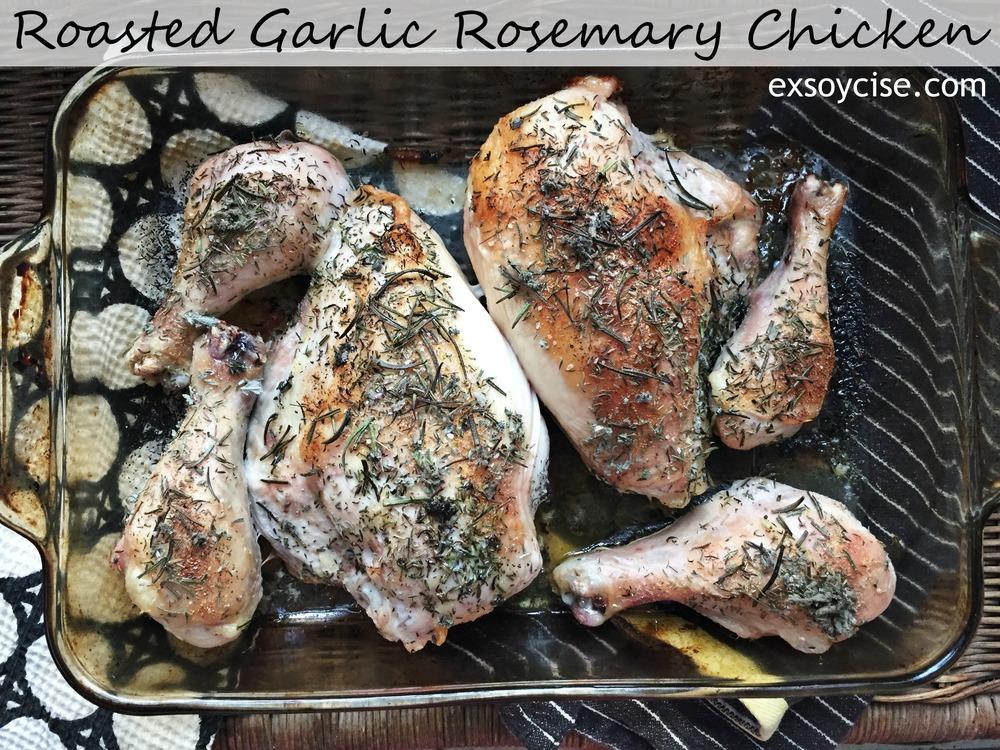 Rosemary chick