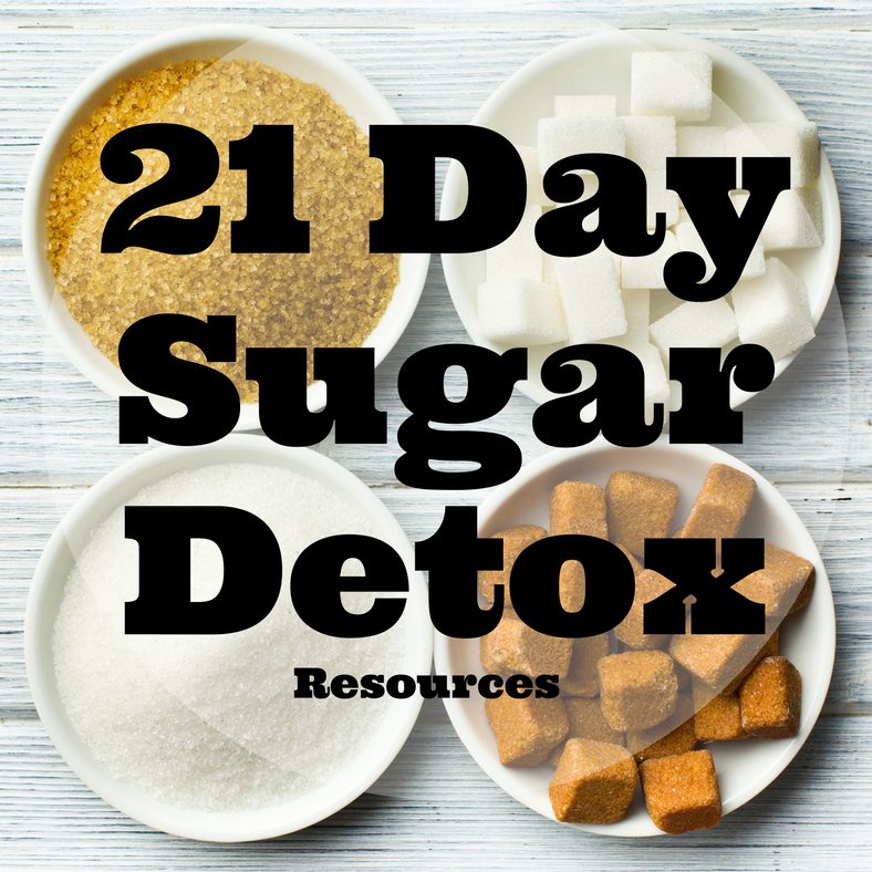 21 Day Sugar Detox Tips