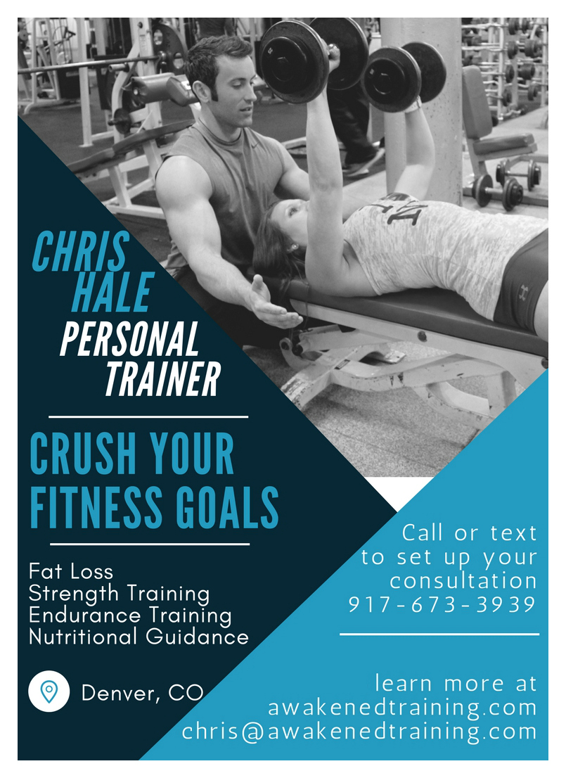 Get the body of your dreams with a personal trainer in Denver, CO.