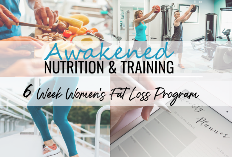 6 Week Women's Fat Loss Program - A 6 week guided program where we personalize macros, give weekly workouts, fun challenges, and our best fitness and nutritional guidance to help you to lose fat! This program works best after completing the 28 Day Beat Belly Bloat program but not completely necessary.