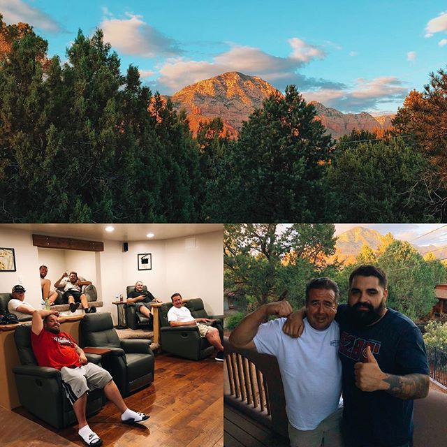 Brothers Pool Service Retreat 2018! Enjoying the next few days with the most awesome team in Sedona. #Brothers #PoolChasers