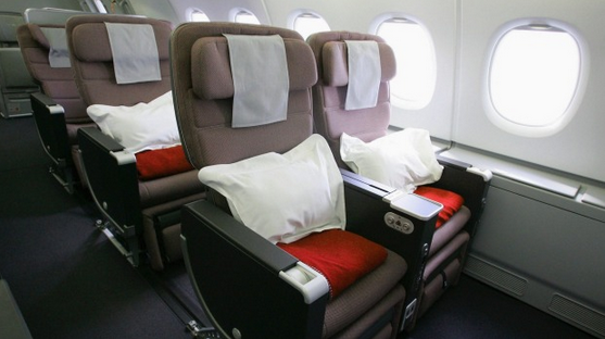 A380 - Premium Economy Seats