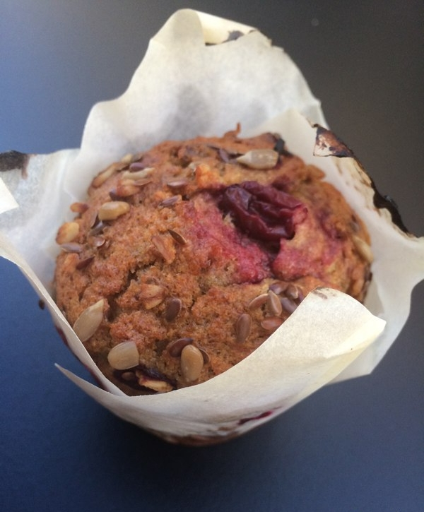 Double Berry Muffin - by Pret