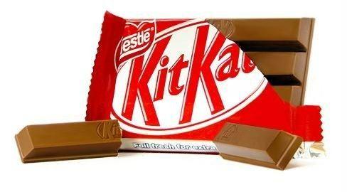 KitKat 4 finger