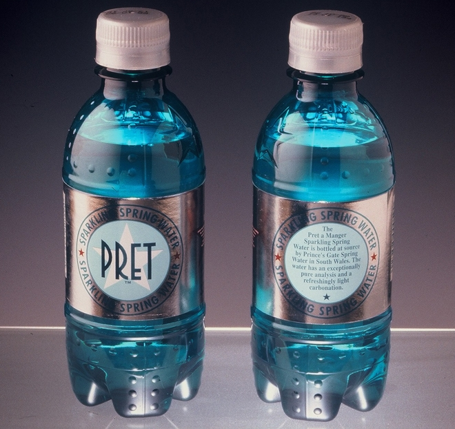 Mineral Water - by Pret