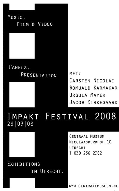 Film Flyer