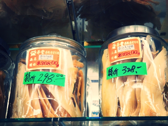 Dried Shark Fins For Sale in NY.