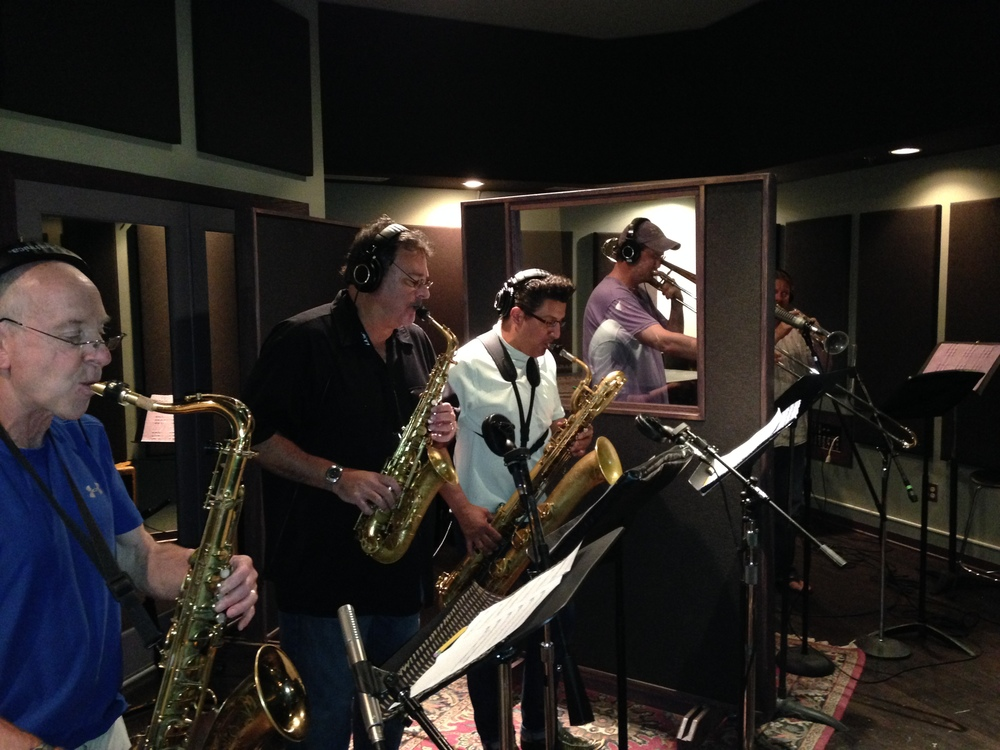 FTTB Horns in the Studio 2014.jpg