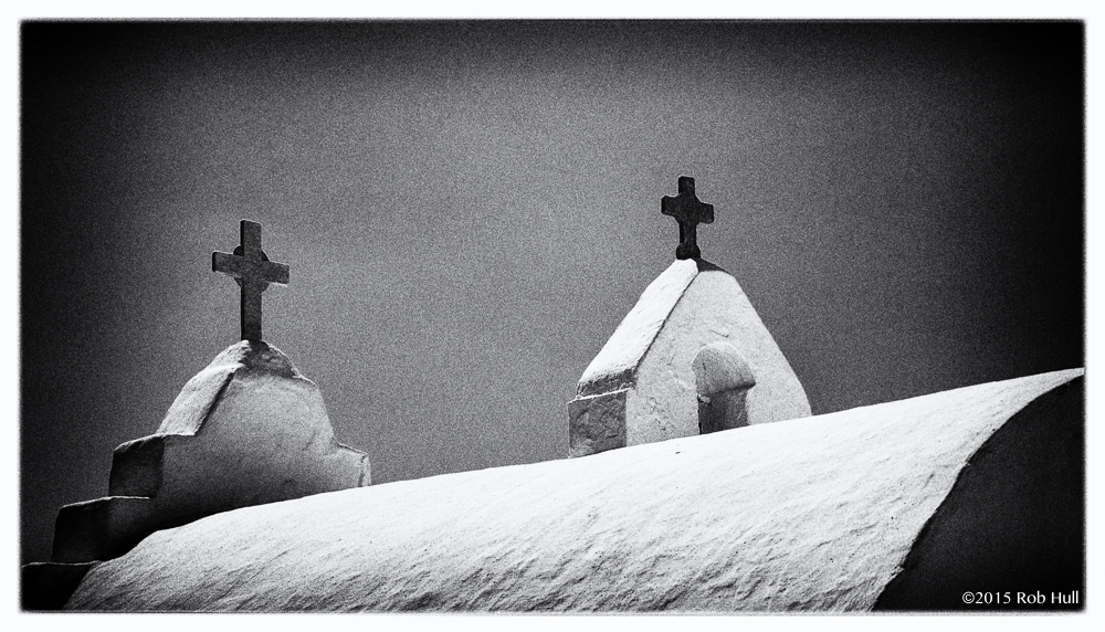 Churches Abound in Greece