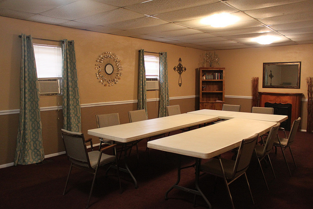 Upper Lodge Meeting Room