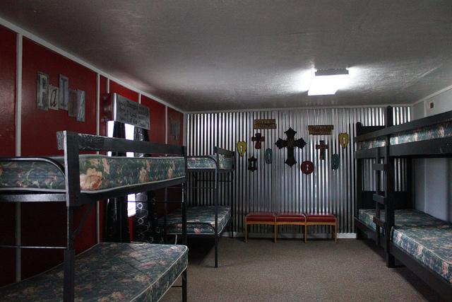 Upper Boys Dorm