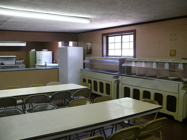 West Camp Dining Hall & Kitchen