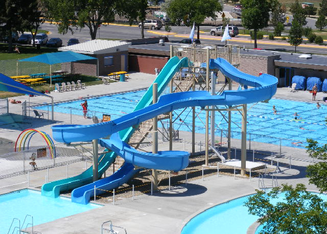 2018 Expansion Waterslide Oakridge Christian Camp