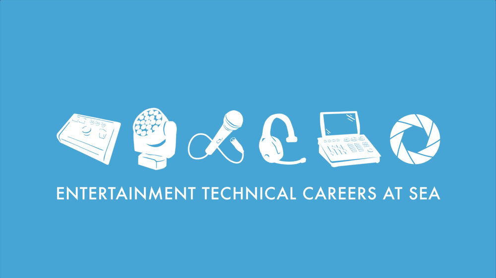 Entertainment technical careers