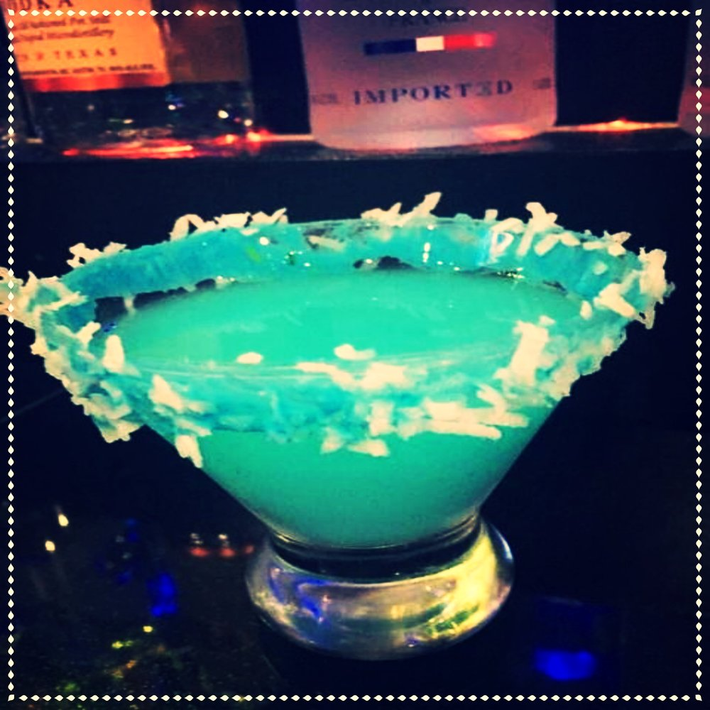 Sex in Snowbank Martini