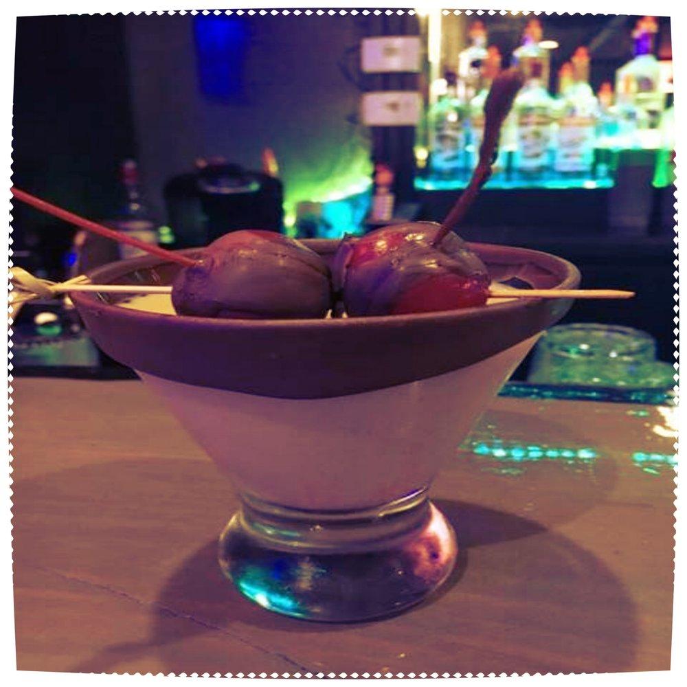 Choco Cherry Martini